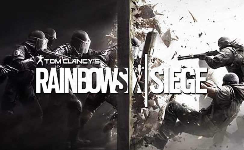 Disponibile la patch 2.1 di Rainbow Six Siege