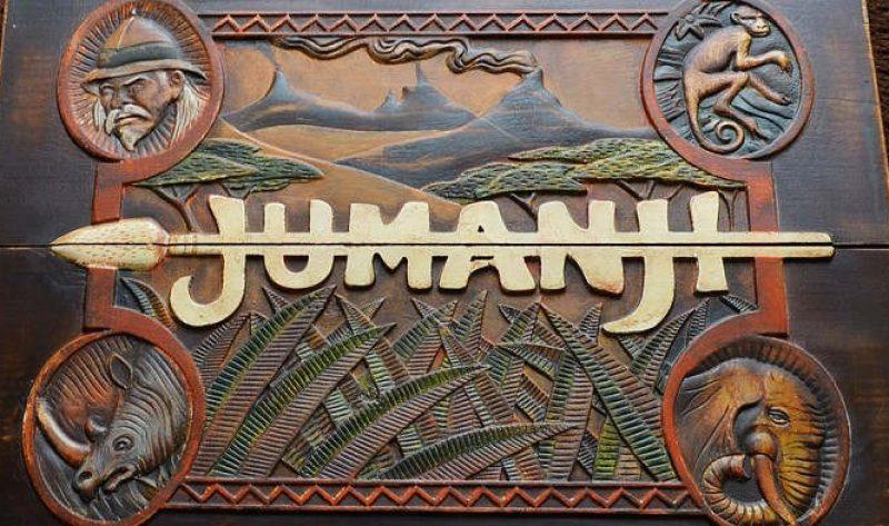 Non ci sar un gioco da tavolo nel nuovo film di jumanji st games - Jumanji gioco da tavolo ...