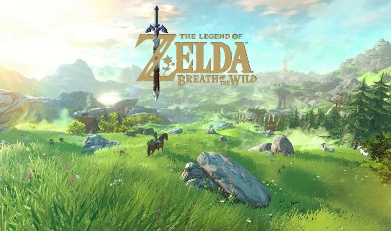 In arrivo due DLC di Breath of the Wild