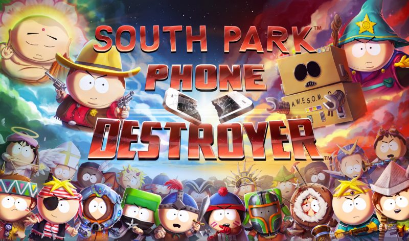 South Park sbarca su mobile con Phone Destroyer